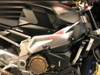 Aprilia Tuono 1000 R Akrapovic **Only 2668 Genuine Miles** Best Colour Scheme