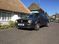 Mk2 Golf 1.8 GL - 11 months MOT