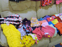 Huge amount of adorable girl clothes size 4 , 5 , 6 , 7 and 8