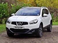 Nissan Qashqai+2 N-Tec Plus 1.5 dCi 5dr DIESEL MANUAL 2011/61