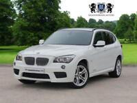 2011 61 BMW X1 2.0 XDRIVE23D M SPORT 5D AUTO 201 BHP DIESEL. HUGE SPEC MUST VIEW