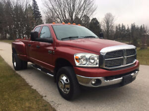 2008 Dodge Ram 3500 6.7 Cummins Diesel Dually