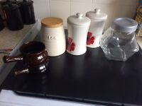 Free kitchen bits and bobs
