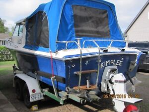 22 Ft Century Weekender with Tandem Trailer