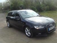 Audi A4 Avant 2.0TDI ( 136ps ) Avant 2014 SE 123K F.S.H, 1 OWNER,