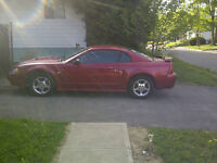 2004 Ford Mustang Coupe (2 door) special edition 40th