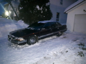 Oldsmobile  road master 1996 5.7