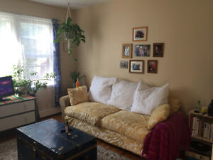 NOV 1st- Bright and Big 1 Bdrm with Den Central Halifax