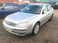 2006/06 Ford Mondeo 2.0TDCi 115 SIII auto LX LONG MOT EXCELLENT RUNNER