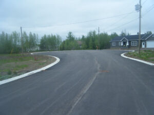 Dieppe Lots for sale $40,000-59.000 serviced