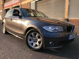 BMW 1 Series 2004 2.0 120i SE 5 door AUTOMATIC, 2 OWNERS, FSH, LEATHER, BARGAIN