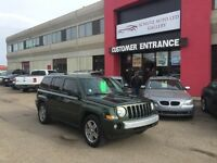 2007 Jeep Patriot Limited 4x4 Heated LeatherSuper Clean Like New