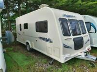 2010 Bailey Pegasus 462 2 Berth End Washroom Caravan Motor Mover