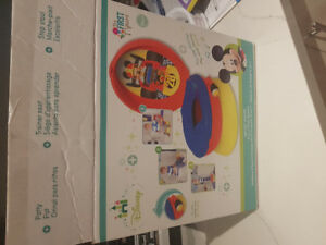 Mickey Mouse  Toddler Potty System