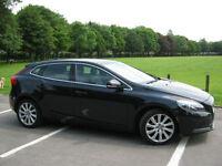 2013 62 REG Volvo V40 1.6 D2 ( 115bhp ) ( s/s ) SE Lux 5 DOOR ZERO ROAD TAX