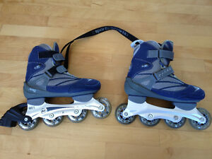 Patins pour femme en excellente condition!