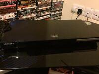 Samsung blu-ray 3D DVD player