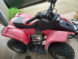 Quad 50 cc petrol