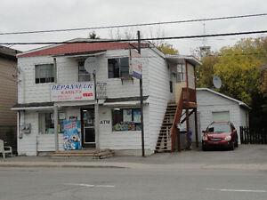 Gatineau, rue Main, bâtisse commercial secteur en demande