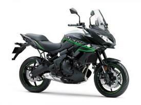 KAWASAKI KLE650 SE VERSYS MOTORCYCLE