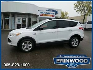 2015 Ford Escape SECPO 1.9%/12MO/20,000KM EXT WARR