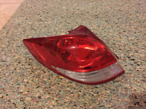 Hyundai Veloster taillights LH