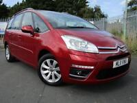 2011 Citroen C4 Grand Picasso 1.6 HDi VTR 5DR TURBO DIESEL 7 SEATER, 24,000 M...