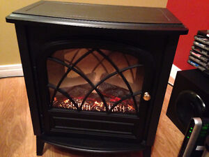 Indoor Electric Fireplace Heater