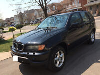 RELOCATION SALE $5000 2003 BMW X5 3.0i SUV, Crossover