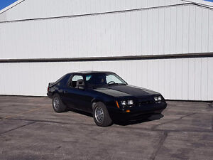 1983 Mustang Turbo GT (Open to trades)