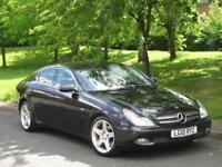 2010 Mercedes-Benz CLS 3.0 CLS350 CDI Grand Edition 7G-Tronic 4dr FMBSH + SATNAV