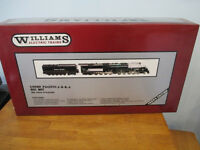 WILLIAMS UNION PACIFIC 4-8-8-4 BIG BOY 7001 O Gauge Crown Ed.