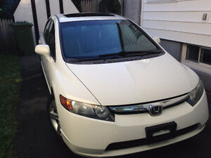 2008 Honda Civic EX-L - fully loaded