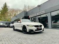2017 BMW 4 Series 420d [190] M Sport 2dr Auto [Professional Media] CONVERTIBLE D