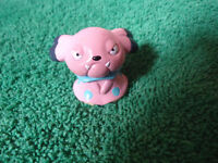 RARE~~Snubbull ~~Pokémon Official Tomy Stamped Figure