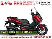 YAMAHA X-MAX 125 ABS. 2018 MODEL 125cc YP125R ABS MAXI SCOOTER, LEARNER LEGAL...
