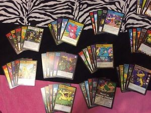 61 Neo Pets Cards - Some rare and collectors!! Regina Regina Area image 2