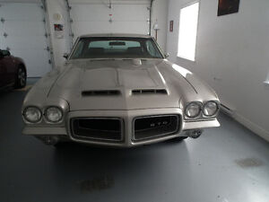 1972 GTO COMPLETELY RESTORED