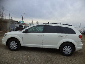 2009 Dodge Journey SXT--ONE  OWNER--EXCELLENT SHAPE IN/OUT Edmonton Edmonton Area image 3