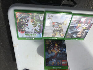 Jeux fifa, nhl, hobbit, garden warfare