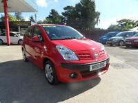 10 (10) NISSAN PIXO 1.0 N-TEC 5DR ONLY £20 ROAD TAX, LOW INSURANCE
