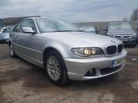 BMW 318 2.0 Ci, MOT 12 MONTHS,, SPARE REMOTE KEY,, FULL SERVICE HISTORY