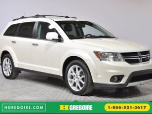 2013 Dodge Journey R/T AWD CUIR GR ELECT MAGS 7 PASSAGERS