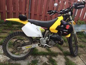 Suzuki Rmx 125 cc 1998