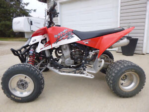 450 Outlaw will trade for sled