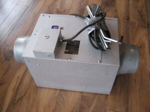 Inline fan. Panasonic 340 CFM inline fan