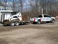 Bobcats and Excavators
