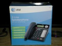 AT&T 2-line speaker phone Moncton New Brunswick Preview