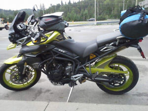 Tiger 800 ABS 2012