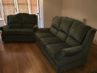 Excellent condition 3 and 2 seater Alstons sofa